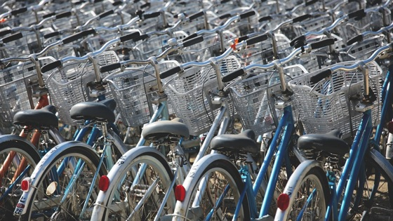 Bicycle exports continue to grow despite the pandemic