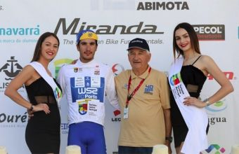 Júlio Dinis Distinguished by the Portuguese Cycling Federation